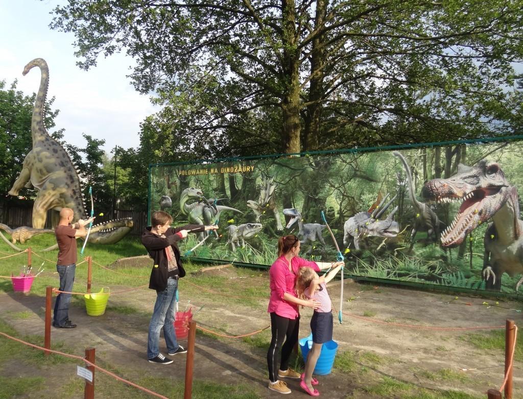 Polowanie na dinozaury